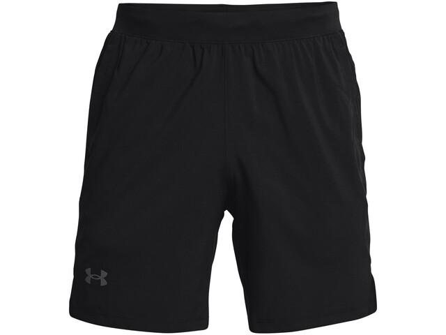 Under Armour Launch SW 7 '' shorts Herrer, sort